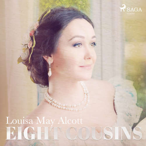 Audiobook Eight Cousins (EN) - Louisa May Alcott - Maria Therese