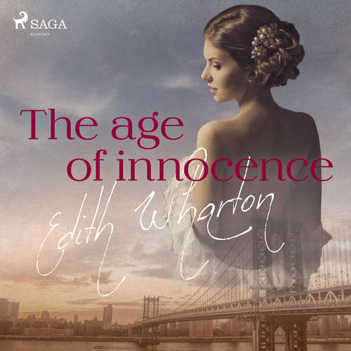 Audiobook The Age of Innocence (EN) - Edith Wharton - Elizabeth Klett