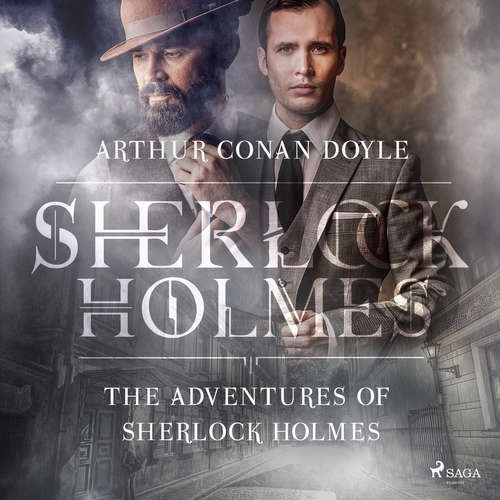 Audiobook The Adventures of Sherlock Holmes (EN) - Sir Arthur Conan Doyle - Mark F Smith