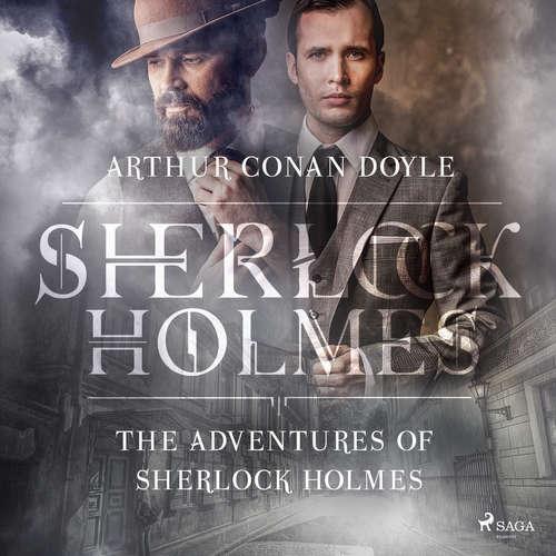 Audiobook The Adventures of Sherlock Holmes (EN) - Sir Arthur Conan Doyle - Mark F Smith