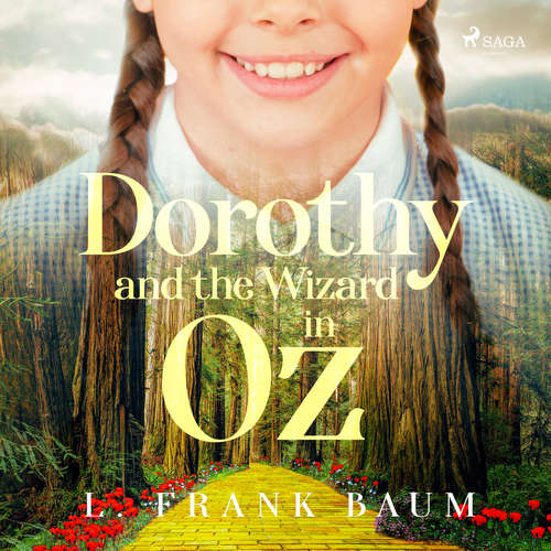Audiobook Dorothy and the Wizard in Oz (EN) - L. Frank Baum - Phil Chenevert