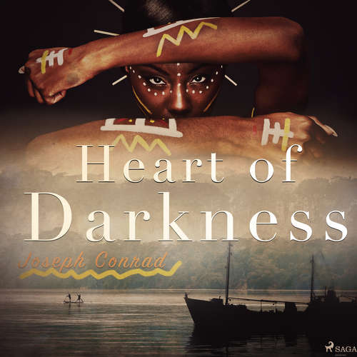 Audiobook Heart of Darkness (EN) - Joseph Conrad - Bob Neufeld