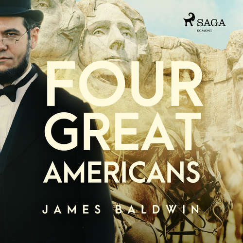 Audiobook Four Great Americans (EN) - James Baldwin - Sibella Denton