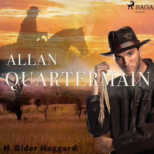 Audiobook Allan Quartermain (EN) - Henry Rider Haggard - John Nicholson