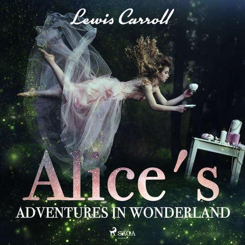 Audiobook Alice s Adventures in Wonderland (EN) - Lewis Carroll - Peter Yearsley