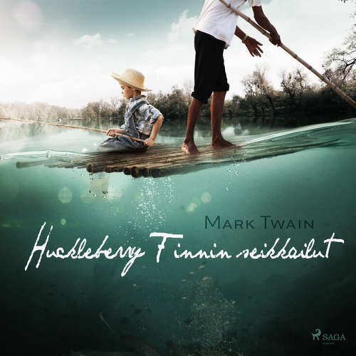 Audiobook The Adventures of Huckleberry Finn (EN) - Mark Twain - John Greenman