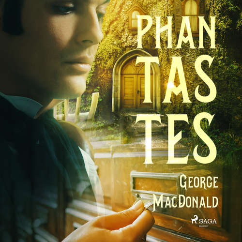 Audiobook Phantastes (EN) - George MacDonald - Brad Powers