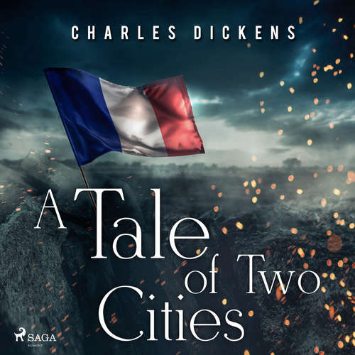 Audiobook A Tale of Two Cities (EN) - Charles Dickens - Paul Adams