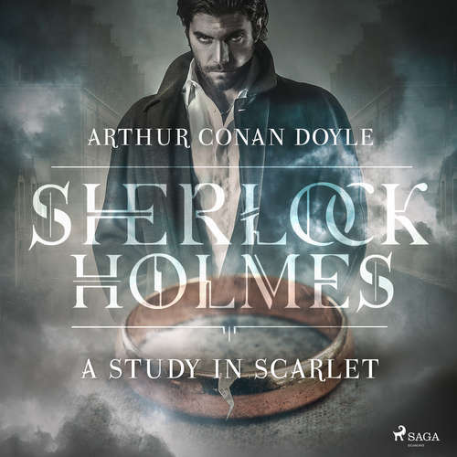 Audiobook A Study in Scarlet (EN) - Sir Arthur Conan Doyle - Laurie Anne Walden