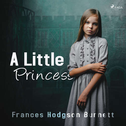 Audiobook A Little Princess (EN) - Frances Hodgson Burnett - Karen Savage