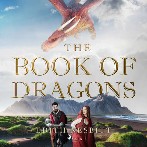 Audiobook The Book of Dragons (EN) - Edith Nesbit - Laurie Anne Walden