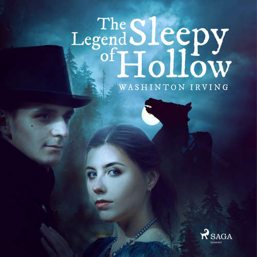 Audiobook The Legend of Sleepy Hollow (EN) - Washington Irving - – Chip