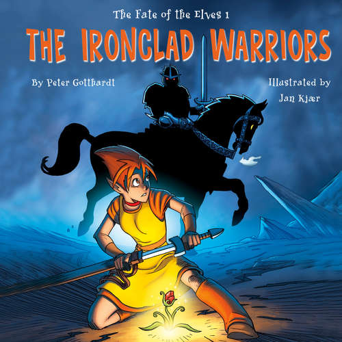 Audiobook The Fate of the Elves 1: The Ironclad Warriors (EN) - Peter Gotthardt - Jed Odermatt