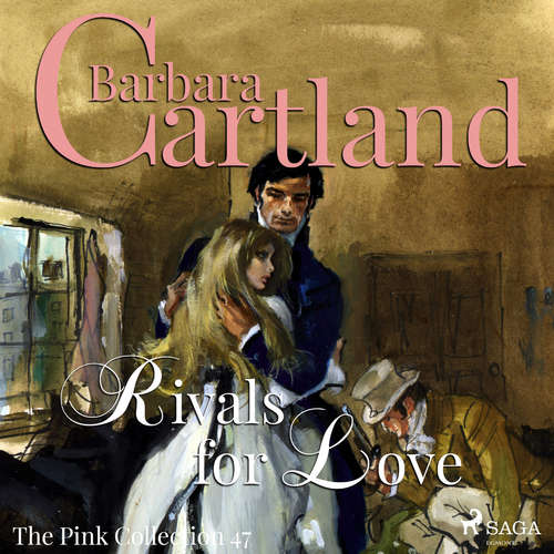 Audiobook Rivals for Love (Barbara Cartland's Pink Collection 47) (EN) - Barbara Cartland - Anthony Wren