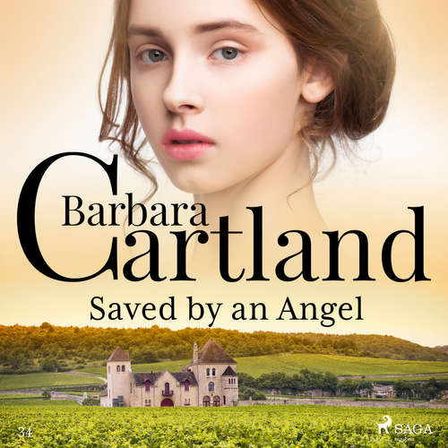 Audiobook Saved by an Angel (Barbara Cartland's Pink Collection 34) (EN) - Barbara Cartland - Anthony Wren