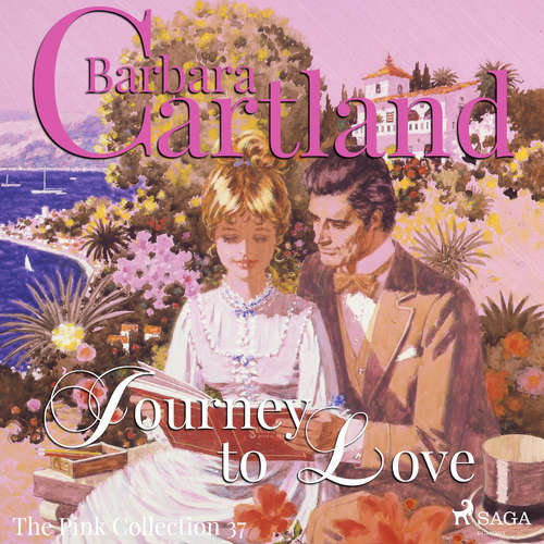 Audiobook Journey to Love (Barbara Cartland's Pink Collection 37) (EN) - Barbara Cartland - Anthony Wren