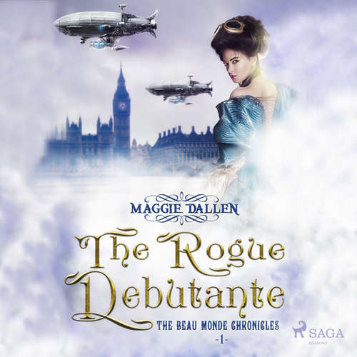 Audiobook The Rogue Debutante (EN) - Maggie Dallen - Jennifer Wagstaffe