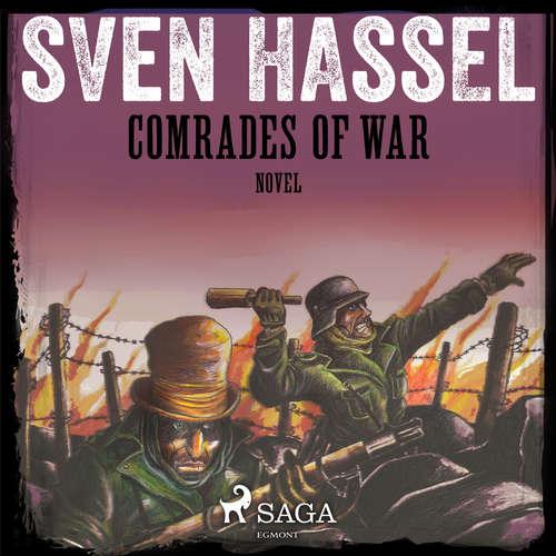 Audiobook Comrades of War (EN) - Sven Hassel - Samy Andersen