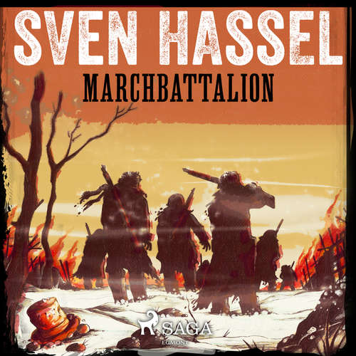 Audiobook Marchbattalion (EN) - Sven Hassel - Kenneth Wright