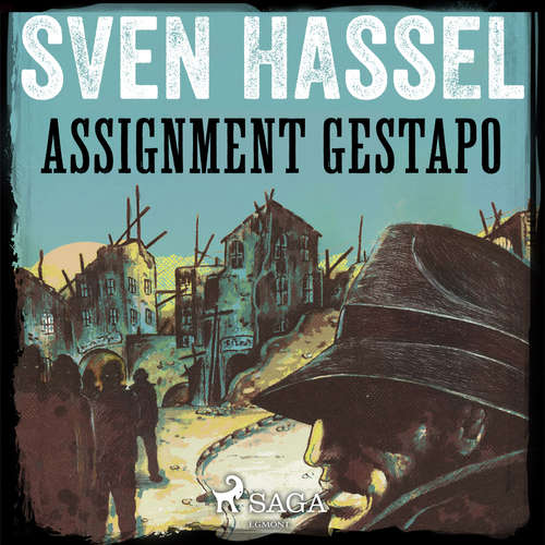 Audiobook Assignment Gestapo (EN) - Sven Hassel - Kenneth Wright