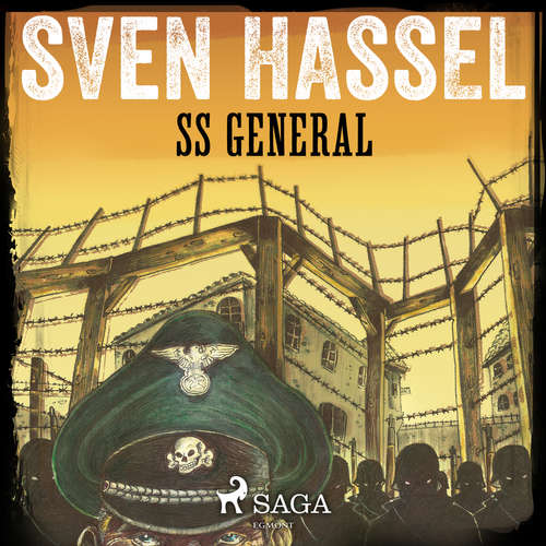 Audiobook SS General (EN) - Sven Hassel - Sam Devereaux