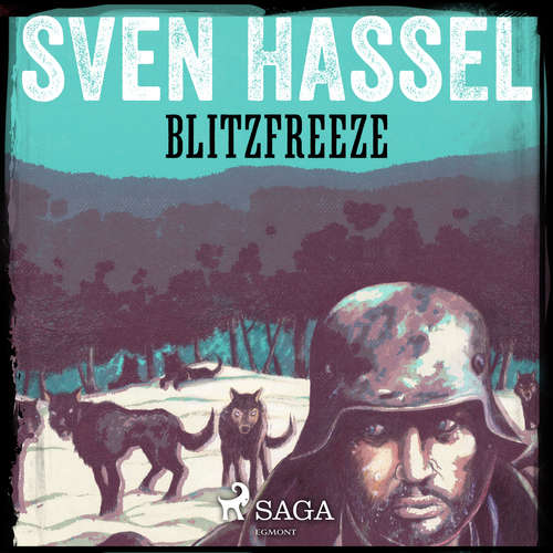 Audiobook Blitzfreeze (EN) - Sven Hassel - Sam Devereaux