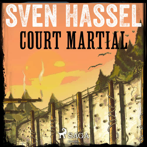Audiobook Court Martial (EN) - Sven Hassel - Sam Devereaux