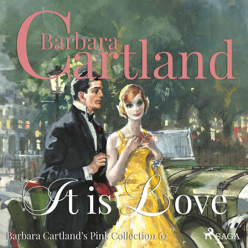 Audiobook It is Love (Barbara Cartland's Pink Collection 62) (EN) - Barbara Cartland - Anthony Wren