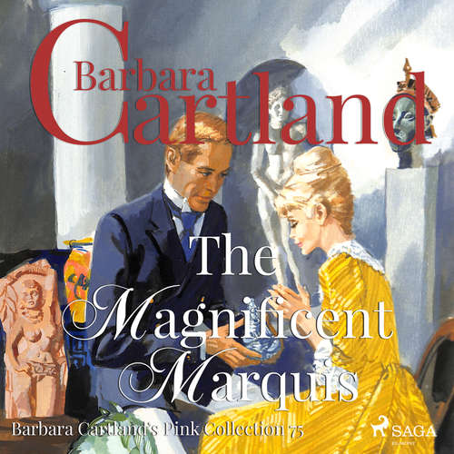 Audiobook The Magnificent Marquis (Barbara Cartland's Pink Collection 75) (EN) - Barbara Cartland - Anthony Wren