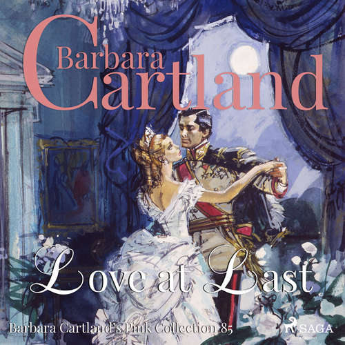 Audiobook Love at Last (Barbara Cartland s Pink Collection 85) (EN) - Barbara Cartland - Anthony Wren