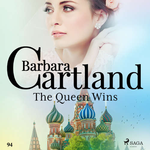 Audiobook The Queen Wins (Barbara Cartland's Pink Collection 94) (EN) - Barbara Cartland - Anthony Wren