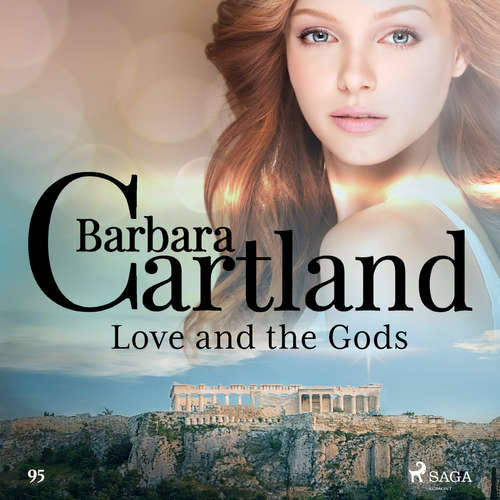 Audiobook Love and the Gods (Barbara Cartland's Pink Collection 95) (EN) - Barbara Cartland - Anthony Wren