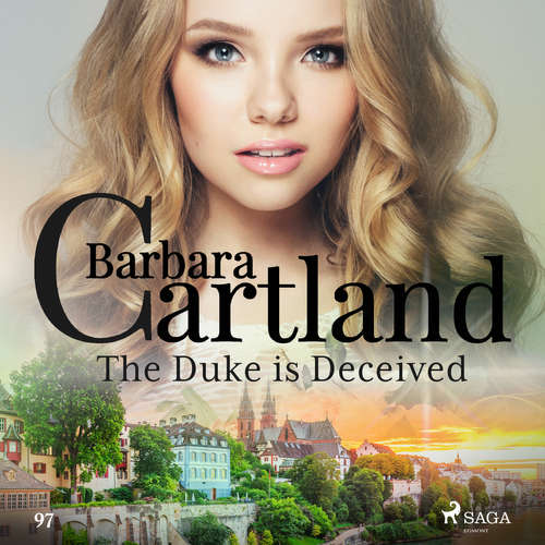 Audiobook The Duke is Deceived (Barbara Cartland's Pink Collection 97) (EN) - Barbara Cartland - Anthony Wren