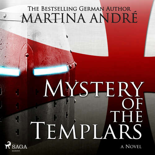 Audiobook Mystery of the Templars (EN) - Martina André - Sam Devereaux