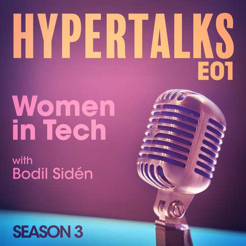 Audiobook Hypertalks S3 E1 (EN) - Daniel Månsson - Hyper Island