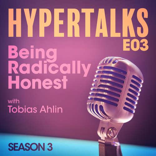 Audiobook Hypertalks S3 E3 (EN) - Daniel Månsson - Hyper Island