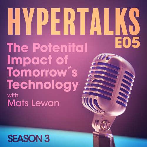 Audiobook Hypertalks S3 E5 (EN) - Daniel Månsson - Hyper Island