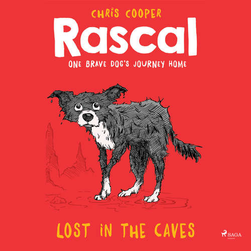 Audiobook Rascal 1 - Lost in the Caves (EN) - Chris Cooper - Jennifer Wagstaffe