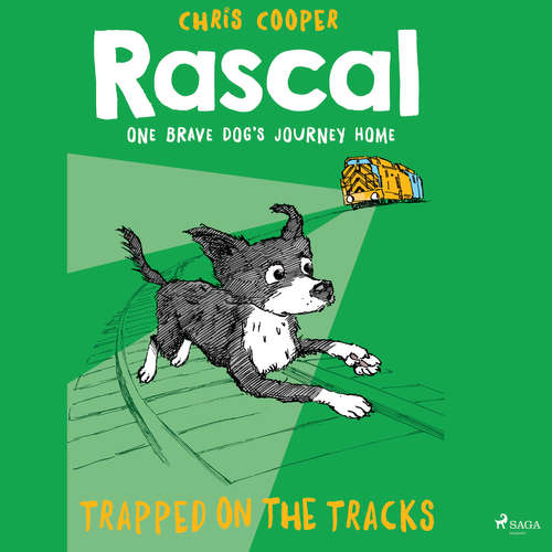 Audiobook Rascal 2 - Trapped on the Tracks (EN) - Chris Cooper - Jennifer Wagstaffe