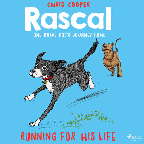 Audiobook Rascal 3 - Running For His Life (EN) - Chris Cooper - Jennifer Wagstaffe