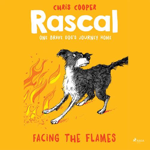 Audiobook Rascal 4 - Facing the Flames (EN) - Chris Cooper - Jennifer Wagstaffe