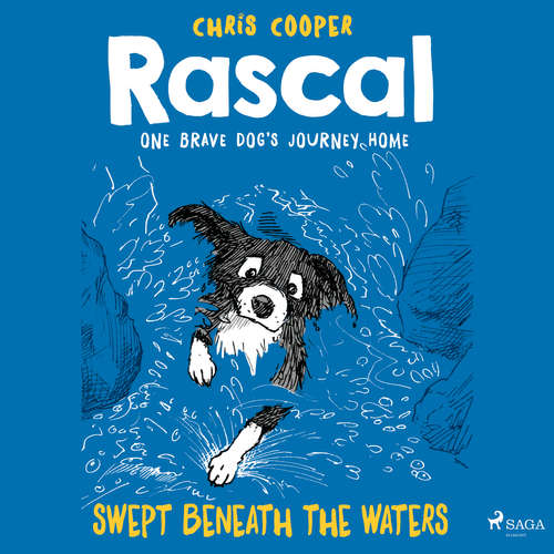 Audiobook Rascal 5 - Swept Beneath The Waters (EN) - Chris Cooper - Jennifer Wagstaffe