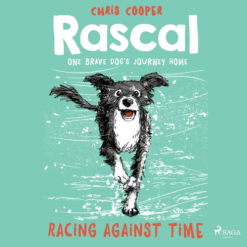 Audiobook Rascal 6 - Racing Against Time (EN) - Chris Cooper - Jennifer Wagstaffe