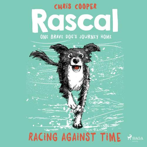 Audiobook Rascal 6 - Racing Against Time (EN) - Chris Cooper - Jennifer Wagstaffe