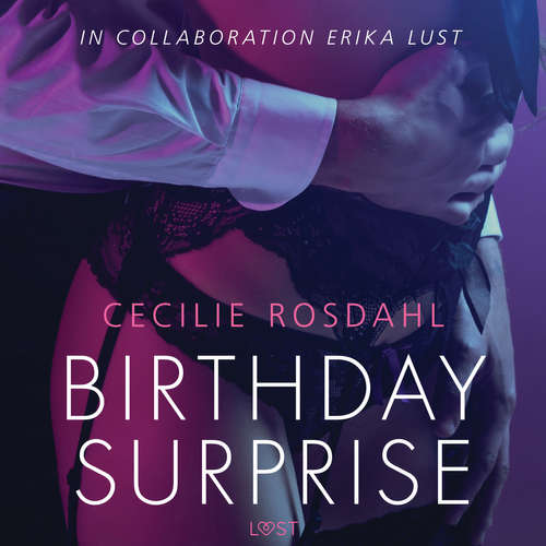 Audiobook Birthday Surprise (EN) - Cecilie Rosdahl - Christina May