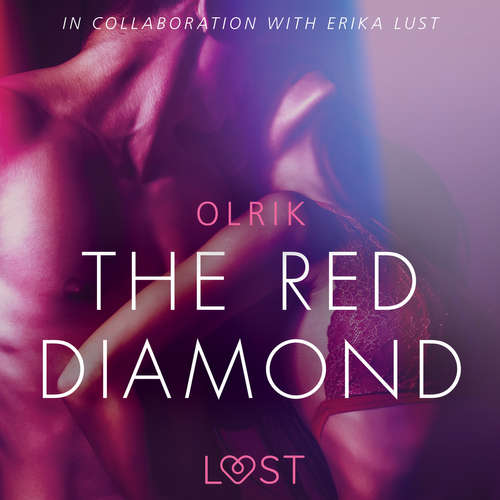 Audiobook The Red Diamond - Sexy erotica (EN) - – Olrik - Samy Andersen