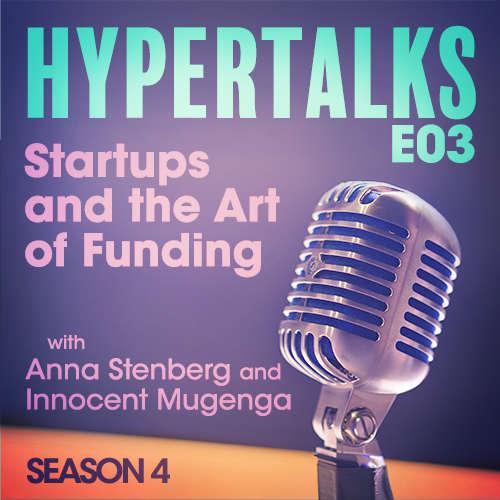 Audiobook Hypertalks S4 E3 (EN) - Linn Jansson - Hyper Island
