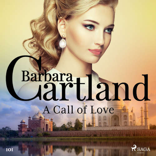 Audiobook A Call of Love (Barbara Cartland's Pink Collection 101) (EN) - Barbara Cartland - Anthony Wren