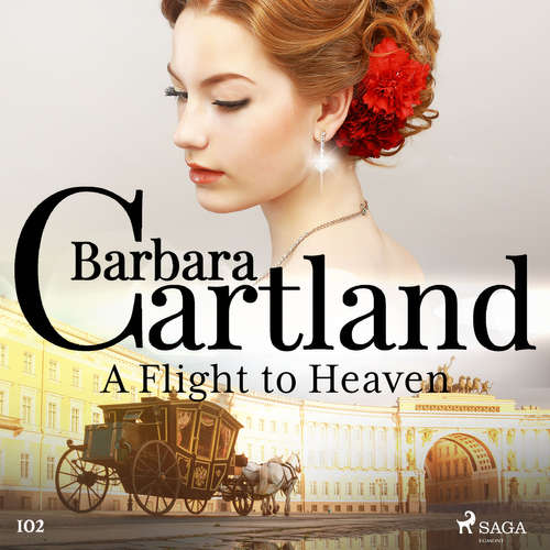 Audiobook A Flight to Heaven (Barbara Cartland's Pink Collection 102) (EN) - Barbara Cartland - Anthony Wren
