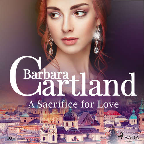 Audiobook A Sacrifice for Love (Barbara Cartland's Pink Collection 105) (EN) - Barbara Cartland - Anthony Wren